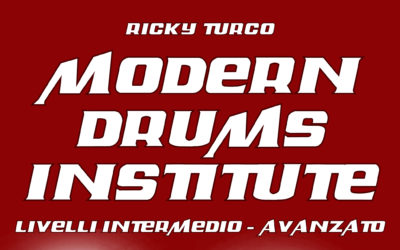 Modern Drums Institute Livello Intermedio Avanzato
