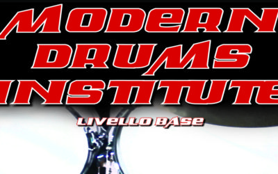 Modern Drums Institute Livello Base